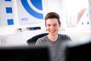 Unternehmensfoto MSP