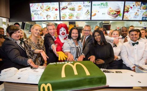 Eventfotografie McDonalds