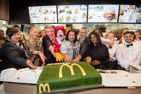 Eventfotografie McDonalds