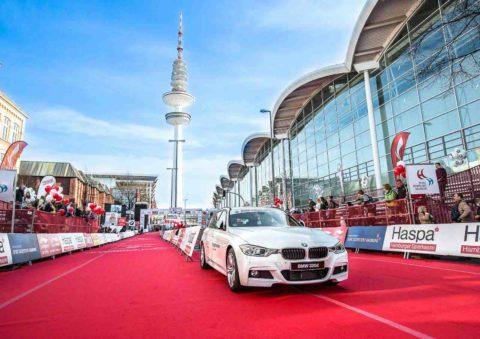 Eventfotografie BMW Hamburg Marathon